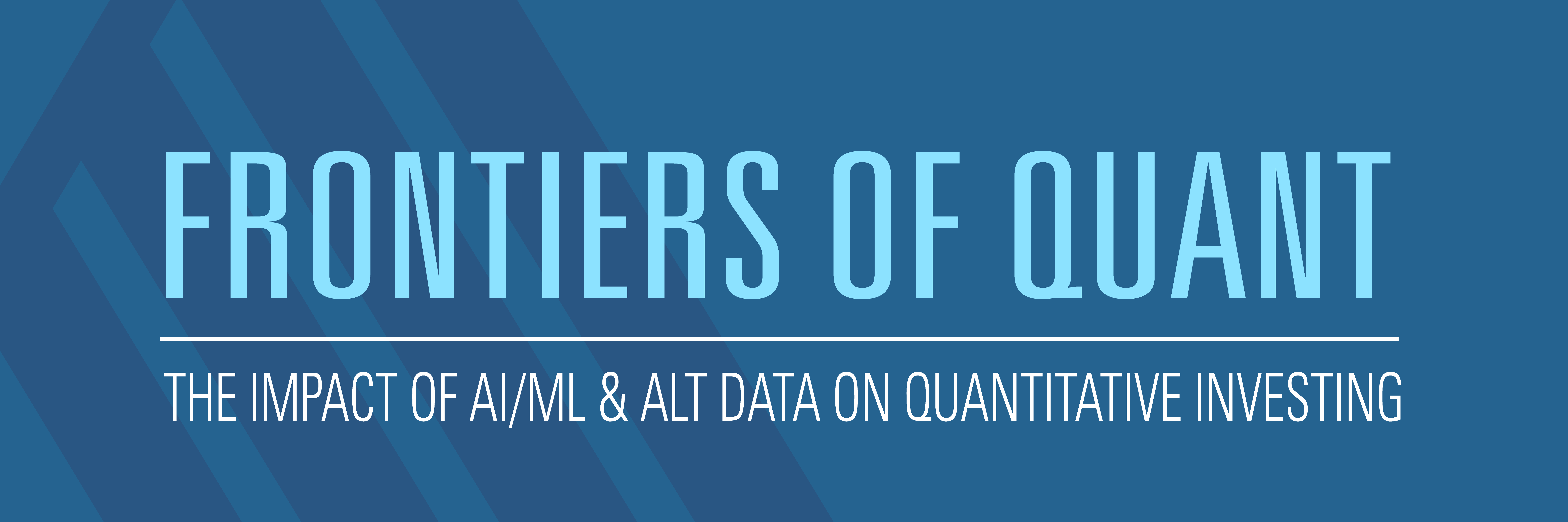 Frontiers of Quant